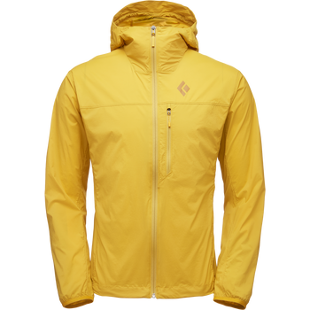 Black Diamond Alpine Start Hoody Mens, Ochre, S