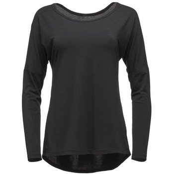 Black Diamond Gym Pullover W, Black, S