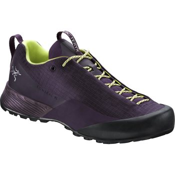 Arc'teryx Konseal FL Shoes Womens, Purple Reign / Lumen Lime, EUR 37 1/3 (UK 4.5)