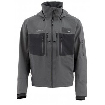 Simms G3 Guide Tactical Jacket, Carbon, L