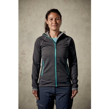RAB Nucleus Jacket Womens, Anthracite, S