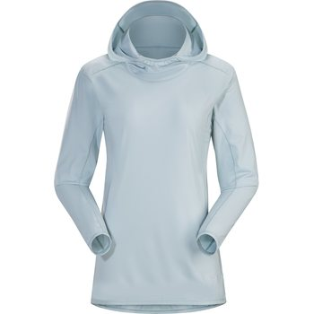 Arc'teryx Phasic Sun Hoody Womens, Petrikor, M