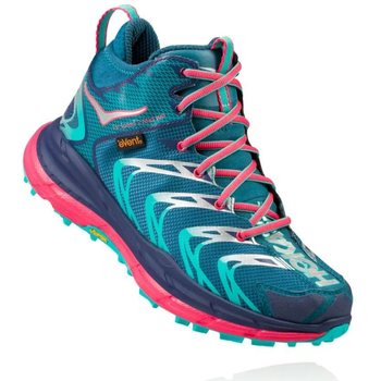 Hoka Tor Speed 2 Mid WP Womens, Blue Coral / Peacoat, EUR 40 (US 8.0)