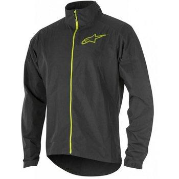 Alpinestars Descender 2 Jacket, Black / Acid Yellow, XL
