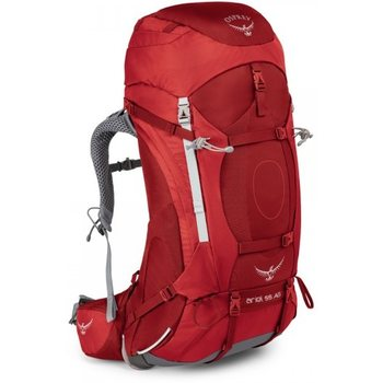 Osprey Ariel AG 55, Picante Red, WS