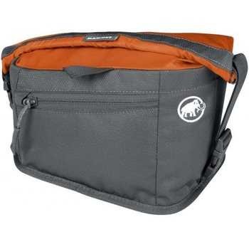 Mammut Boulder Chalk Bag, Smoke-Orange