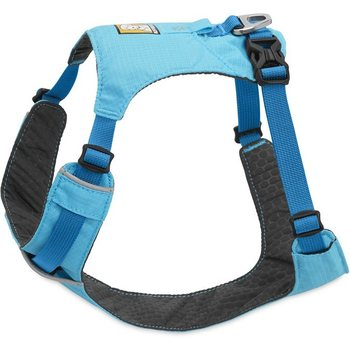 Ruffwear Hi & Light Harness, Blue Atoll, XS / 43-56 cm