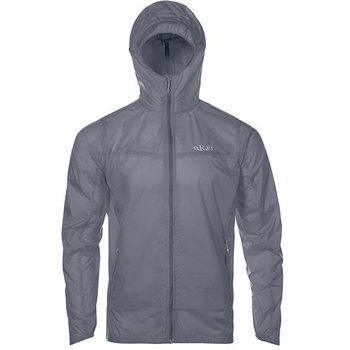 RAB Vital Windshell Hoody, Shadow, S