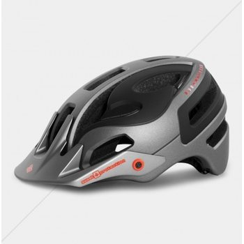 Sweet Protection Bushwhacker II Helmet, Satin Slate / Grey Black, M/L (56-59 cm)
