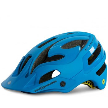 Sweet Protection Bushwhacker II MIPS Helmet, Satin Bird Blue Metallic, S/M (53-56 cm)