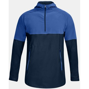 Under Armour Threadborne Vanish Popover, Jupiter Blue (584), S