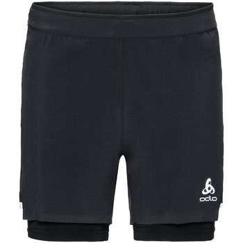 Odlo 2-in-1 Shorts Zeroweight Ceramicool, Black, S