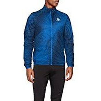 Odlo Jacket Omnius Men, Energy Blue, S