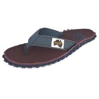 Gumbies Islander Canvas Flip-Flops Manly Men, Manly, 47