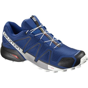 Salomon SpeedCross 4, Maz Blue/Bk/WH S18, EUR 44 2/3 (UK 10.0)