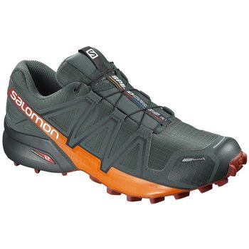 Salomon SpeedCross 4 CS, Urban Chic/Red Och, EUR 44 2/3 (UK 10.0)