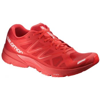 Salomon S/Lab Sonic, Racing red/Red/White, EUR 43 1/3 (UK 9.0)