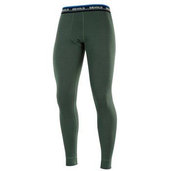 Devold Hiking Man Long Johns, Forest, XXL