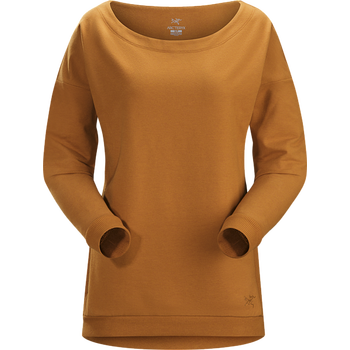 Arc'teryx Mini-Bird Sweatshirt, Rhassoul Heather, M