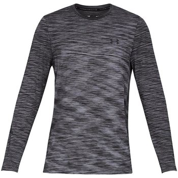 Under Armour Siphon LS, Charcoal Medium Heather (019), S