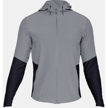Under Armour Threadborne Vanish Jacket, Steel (035), M