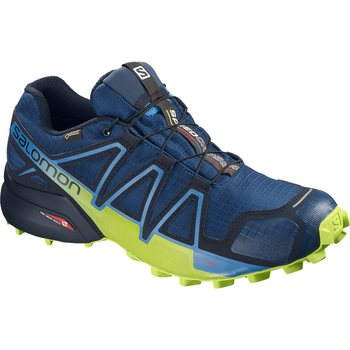 Salomon Speedcross 4 GTX, Poseidon/Navy Bla, UK 8 (EUR 42)