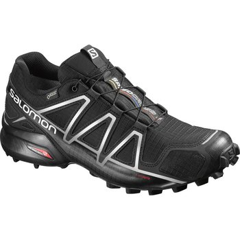 Salomon Speedcross 4 GTX, Black/Black/Silver, UK 11 (EUR 46)
