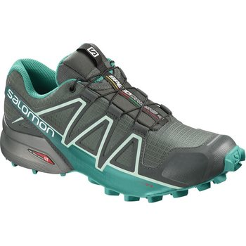 Salomon Speedcross 4 GTX Women, Balsam Green/Tropical, UK 7 (EUR 40 2/3)