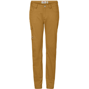 Fjällräven Greenland Stretch Trousers W Regular, Acorn (166), 34
