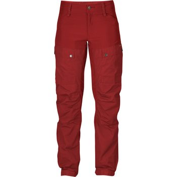 Fjällräven Keb Trousers Women Regular, Lava (335), 34