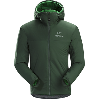 Arc'teryx Atom LT Hoody Mens, Conifer, S
