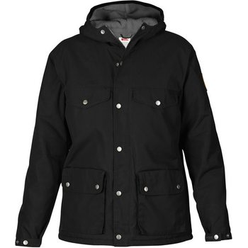 Fjällräven Greenland Winter Jacket W, Black (550), L