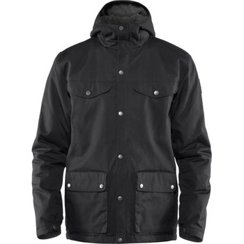 Fjällräven Greenland Winter Jacket M, Black (550), L