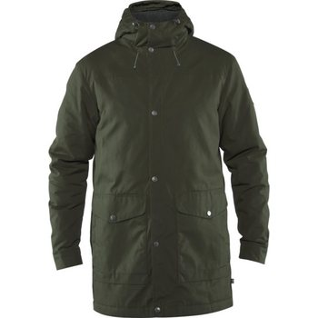 Fjällräven Greenland Winter Parka M, Deep Forest (662-030), S