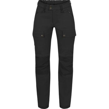 Fjällräven Keb Touring Trousers W Regular, Black (550), 44