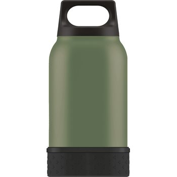 SIGG Hot & Cold Food Jar w Bowl 0.5L, Leaf Green