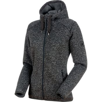 Mammut Chamuera ML Hooded Jacket Women, Phantom, S