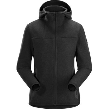 Arc'teryx Covert Hoody Womens, Black Heather, L