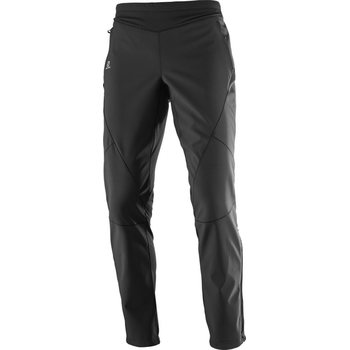 Salomon Lightning Warm Shell Pant W, Black, S