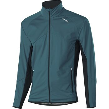 Löffler Jacket Alpha WS Softshell Light Men, Dark Petrol, 50