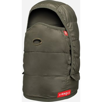 Airhole Airhood Packable Insulated, Army, S/M