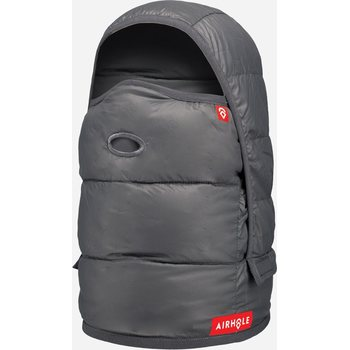 Airhole Airhood Packable Insulated, Charcoal, S/M