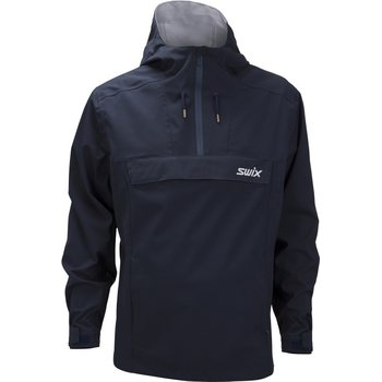 Swix Blizzard Anorak Mens, Dark Navy, XXL
