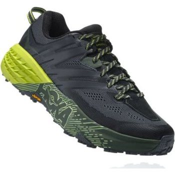 Hoka Speedgoat 3 Mens, Ebony / Black, EUR 40 (US 7.0)