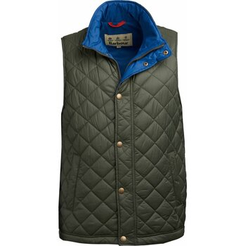 Barbour Ampleforth Quilted Gilet, Olive, S