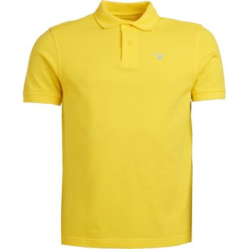 Barbour Sports Polo, Sunset Orange, M