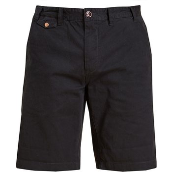 Barbour Neuston Twill Shorts, Navy, 40