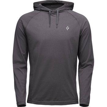 Black Diamond Crag Hoody (Redesigned), Carbon, XL