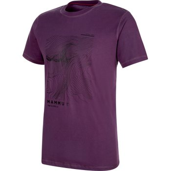 Mammut Massone T-Shirt Men, Galaxy PRT2, S