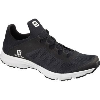 Salomon Amphib Bold, Black/Black/White, EUR 43 1/3 (UK 9.0)